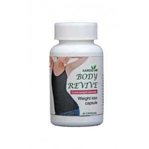 Aarogyam Wellness Body Revive Weight Loss Capsule