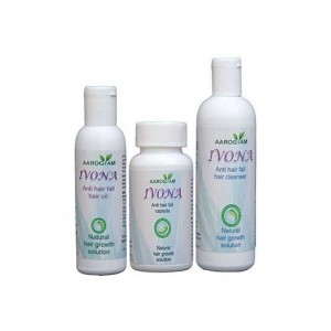 Aarogyam Wellness Ivona Anti Hair Fall Kit