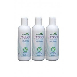 Aarogyam Wellness Ivona Anti Hair Fall Hair Cleanser Pack Of 3
