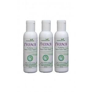 Aarogyam Wellness Ivona Neem Face Wash Pack Of 3