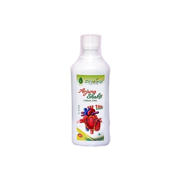 Zindagi Arjuna Shakti- 100% Herbal Cardiac Tonic