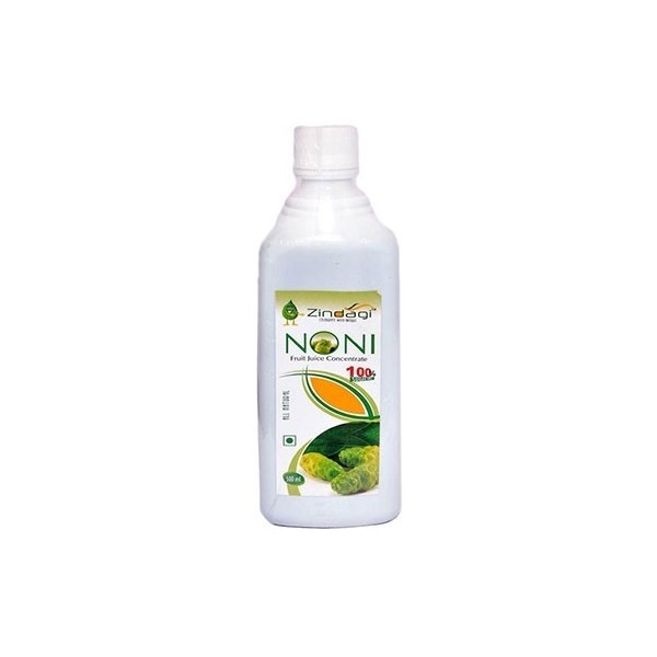 Zindagi- Noni Juice- Health Tonic For Entire Family