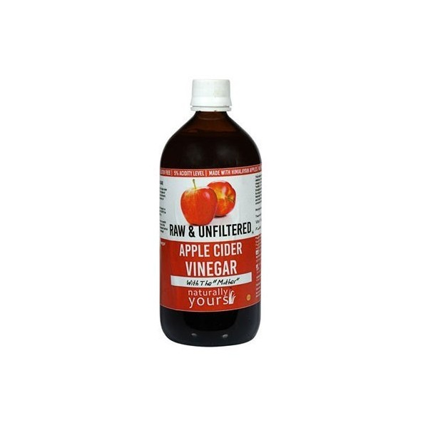 Naturally Yours Apple Cider Vinegar 500Ml
