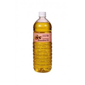 Naturally Yours Groundnut Oil 1L