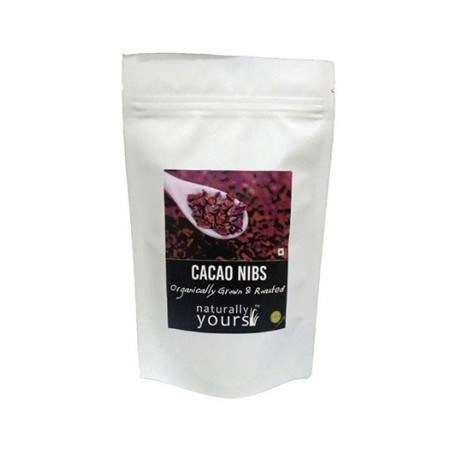 Naturally Yours Cacao Nibs 100G
