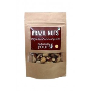 Naturally Yours Brazil Nuts 50G