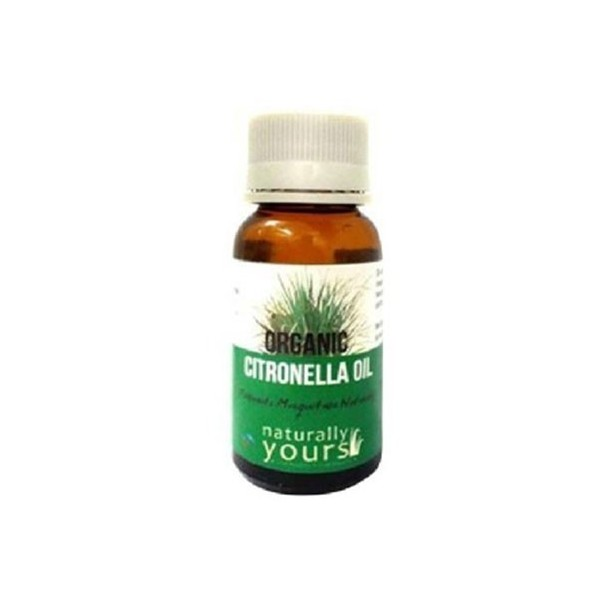 Naturally Yours Citronella Essential Oil 30Ml