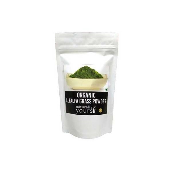 Naturally Yours Alfalfa Powder 100G