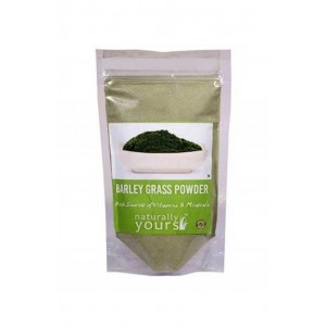 Naturally Yours Barley Grass Powder 100G