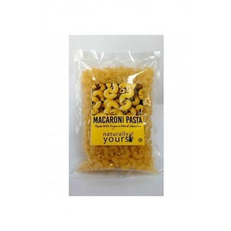 Naturally Yours Macaroni Pasta 250G (Pack Of 2)