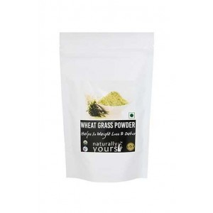 Naturally Yours Wheat Grass Powder 100G