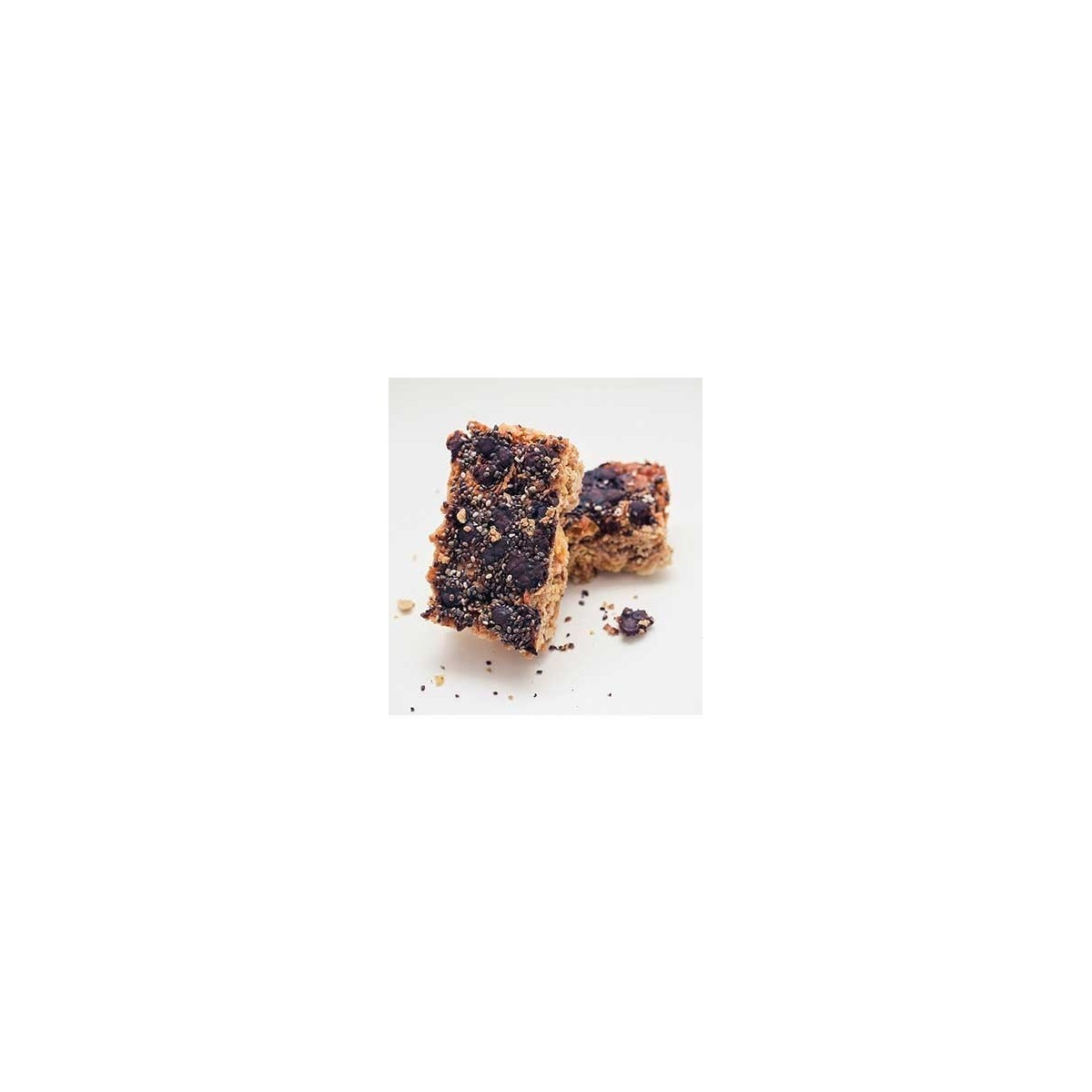 Poshtick Chocolate Chia Flapjack (Pack Of 5)
