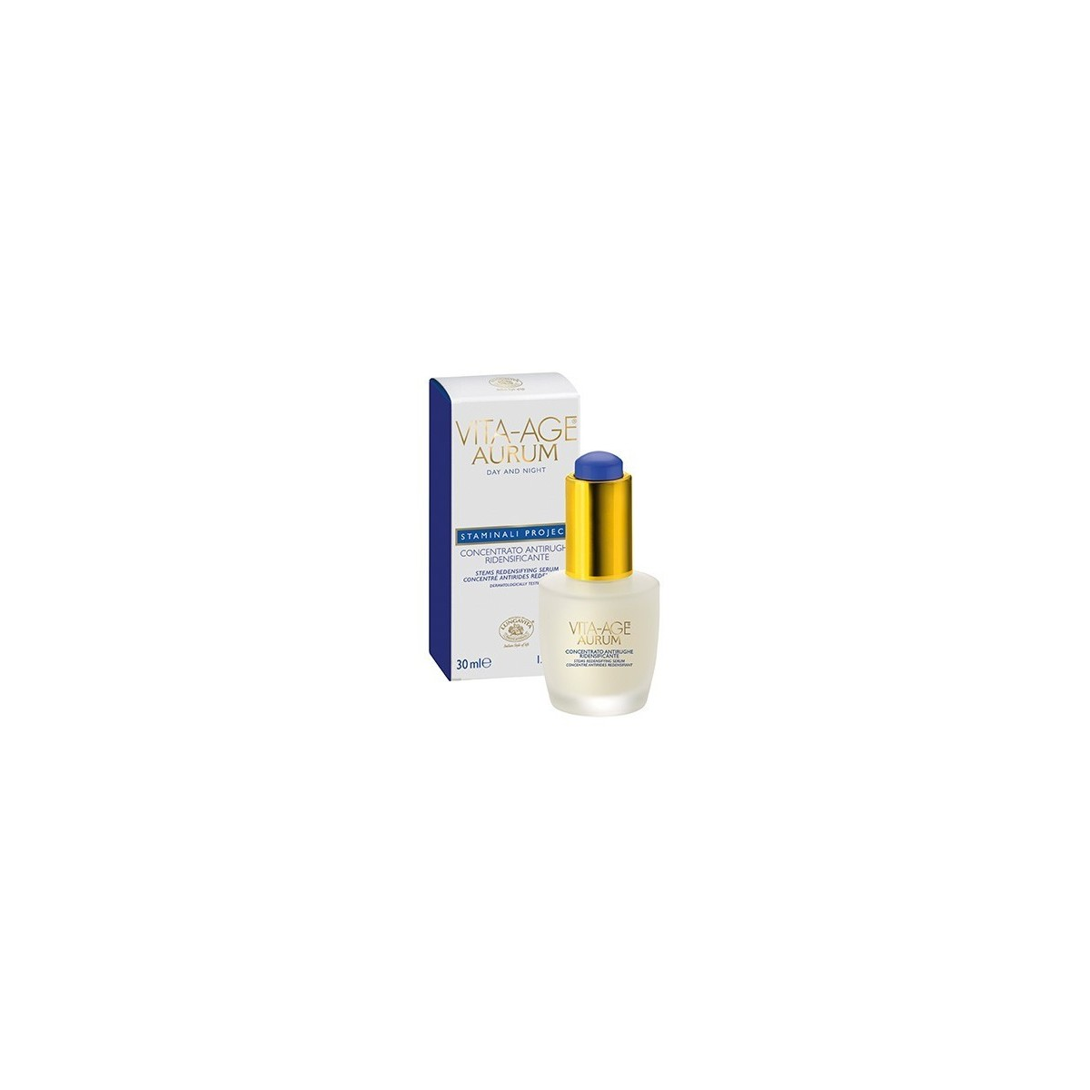 Bottega Di Lungavita Stems Redensifying Serum