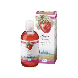 Bottega Di Lungavita Linea Casolare Wild Strawberry Bath & Shower Gel