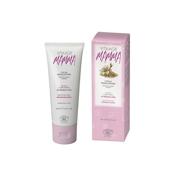Bottega Di Lungavita Mamma Stretch Mark Cream