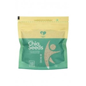 Nourish You Organic Authentic Raw White Chia Seeds