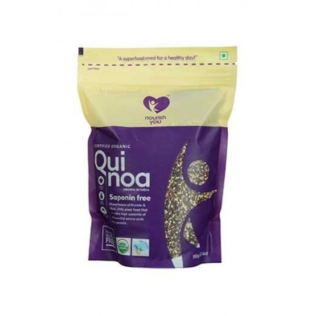Nourish You Organic Tricolor Quinoa