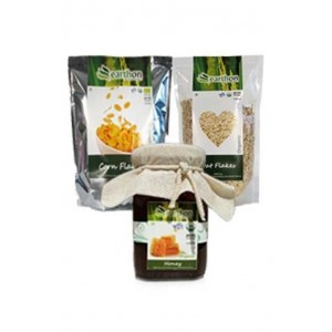 Earthon Healthy Snacks Combo
