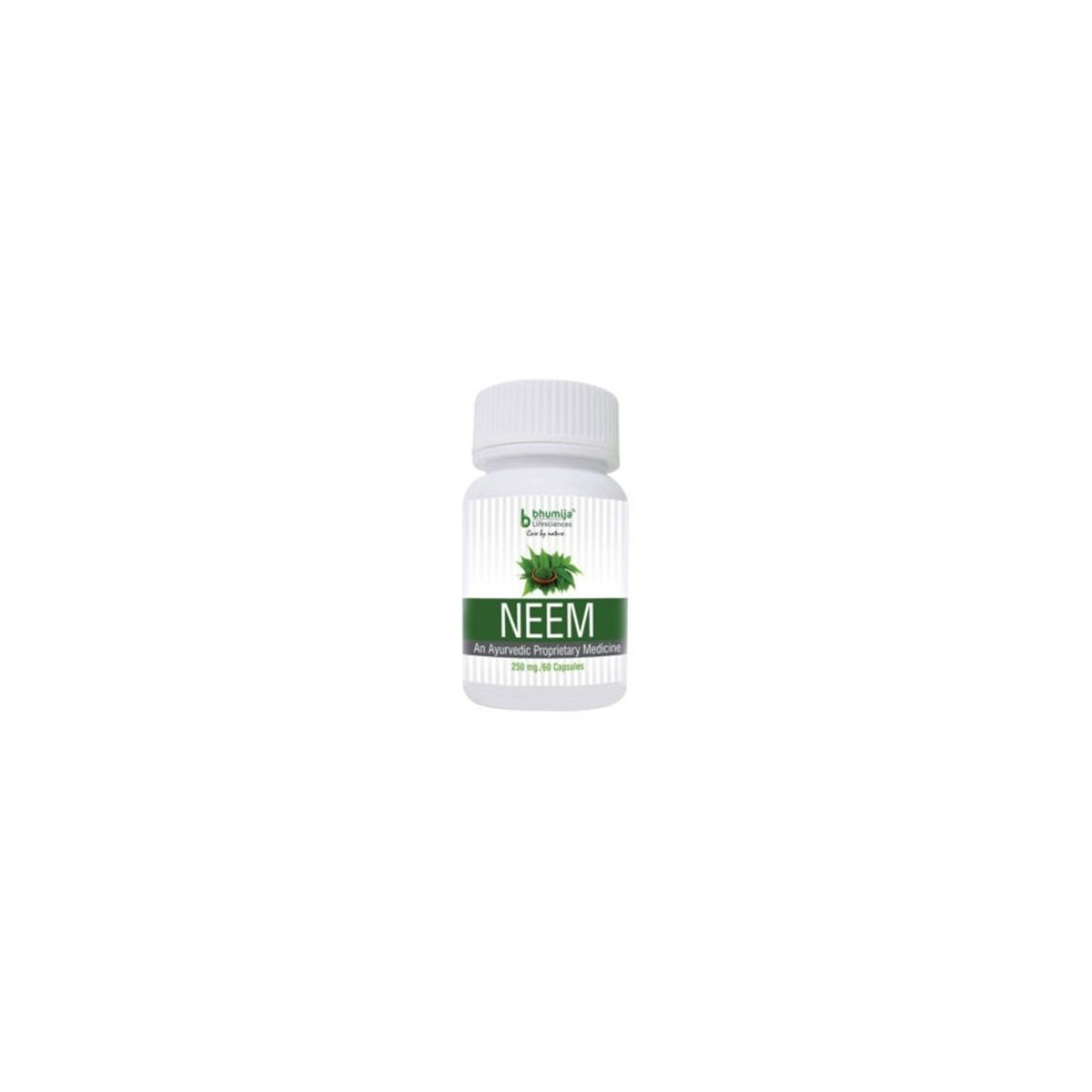 Bhumija Lifesciences Neem Capsles 60