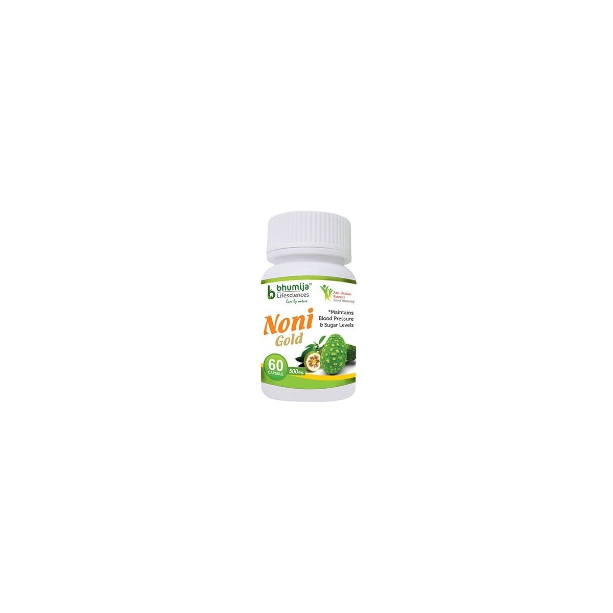 Bhumija Lifesciences Noni Gold Cap 60