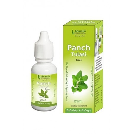 Bhumija Lifesciences Panch Tulsi 25Ml