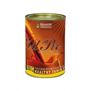 Bhumija Lifesciences Vit Pro 200G (Protein Nutrition For Healthy Family)