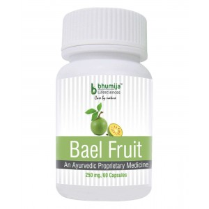 Bhumija Lifesciences Bael Fruit Capsules 60