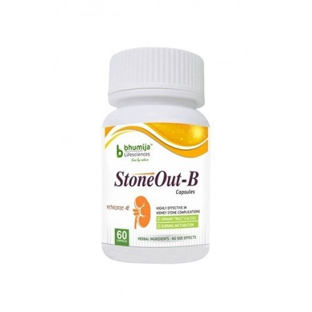 Bhumija Lifesciences Stone Out-B Capsules 60'S