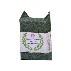 Pratha Naturals Extra Virgin Olive Oil Handmade Soap
