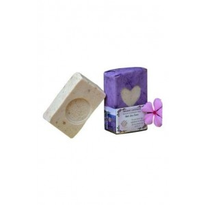 Pratha Naturals Organic Lavender With Shea Butter Handmade Soap