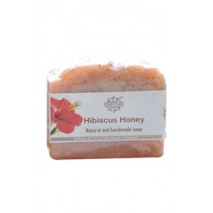 Pratha Naturals Hibiscus Honey Soap