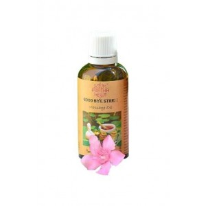 Pratha Naturals Good Bye Stress Massage Oil
