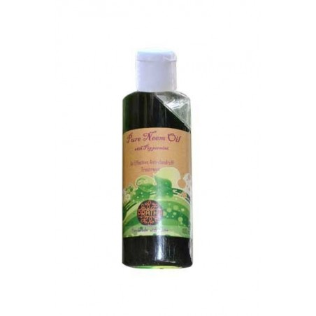 Pratha Naturals Pure Neem Oil With Peppermint