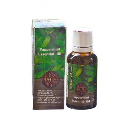 Pratha Naturals Peppermint Essential Oil