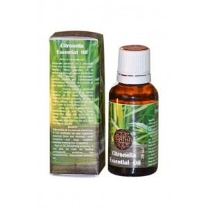 Pratha Naturals Pure Citronella Essential Oil