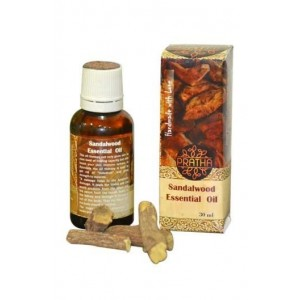 Pratha Naturals Sandalwood Essential Oil