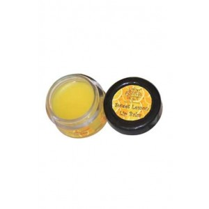 Pratha Naturals Natural Sweet Lemon Lip Balm