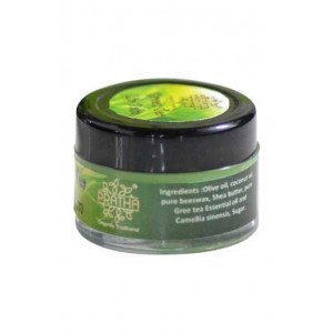 Pratha Naturals Natural Green Tea Lip Balm