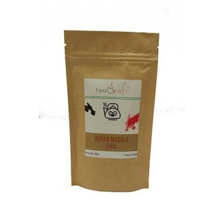 Teagraft- Premium CTC Indian Masala Chai