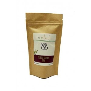Teagraft Tulsi Green Tea