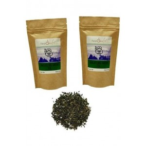 Teagraft Darjeeling Green Tea (Pack of 2)