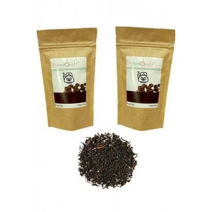 Teagraft Dark Chocolate Black Tea (Pack of 2)