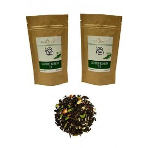 Teagraft Kashmiri Kahwah Tea (Pack of 2)