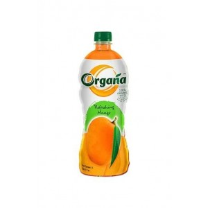 Organa Refreshing Organic Mango Juice 500Ml