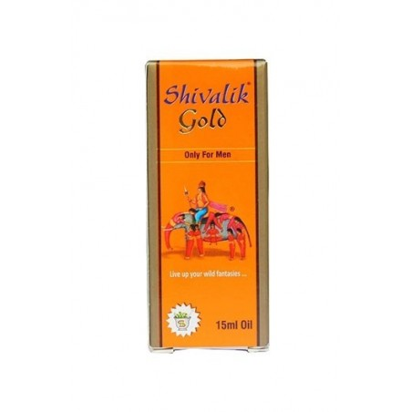 Shivalik Herbals- Shivalik Gold Oil 15Ml