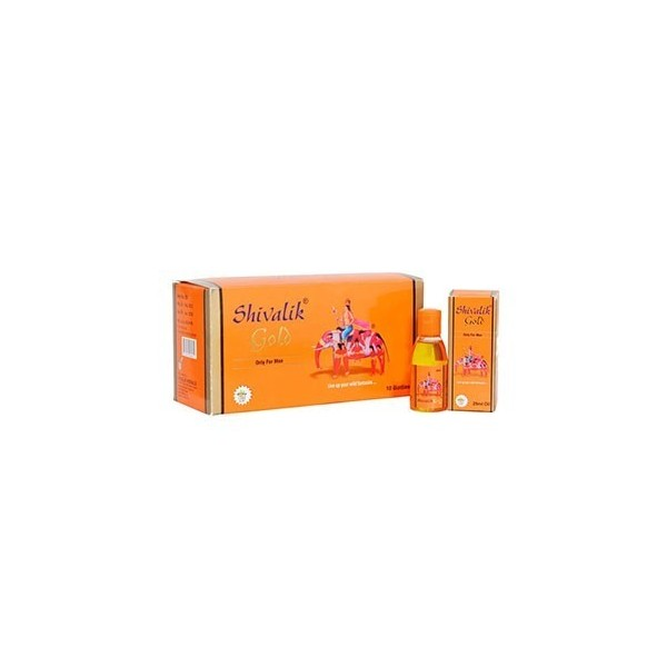 Shivalik Herbals Shivalik Gold Oil 25 Ml