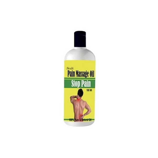 Shivalik Herbals Shivalik Pain Massage Oil 100 Ml