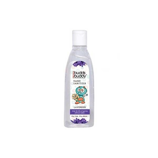 Buddsbuddy Hand Sanitizer, Lavender 100Ml, Pack