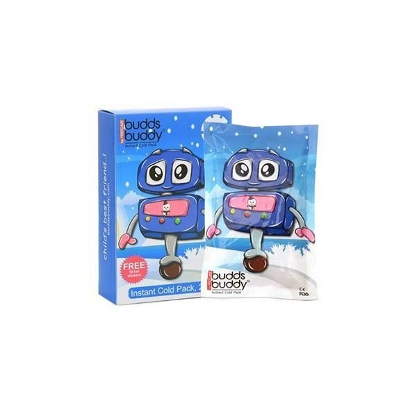 Buddsbuddy- Instant Cold Pack For Kids- 2Pcs Pack