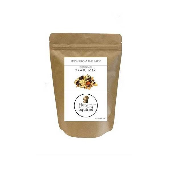 Hungry Squirrel- Dried Fruits & Seeds -Protein Rich Healthy Snack (50Gm X 3)